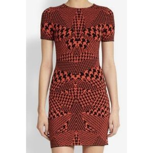 McQ Alexander McQueen Bodycon Dress